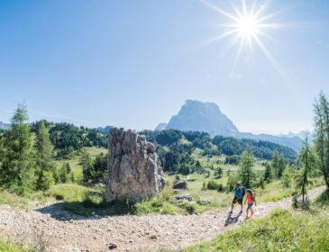 Gipfelglück zum Greifen nah: Start in den SuperSummer der Dolomiti Hike und Bike Galaxy