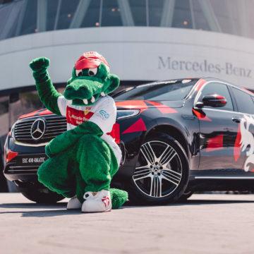 #VfBack: Daimler gratuliert dem VfB Stuttgart zum Aufstieg