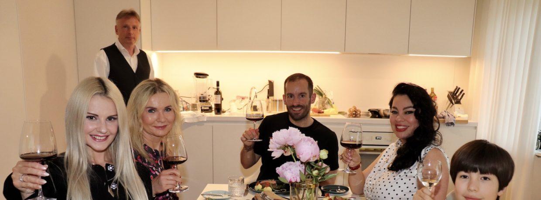"""Gourmet-Konzept von Chriz Bauer: """"The Showroom  – Meet the Cook"""""""