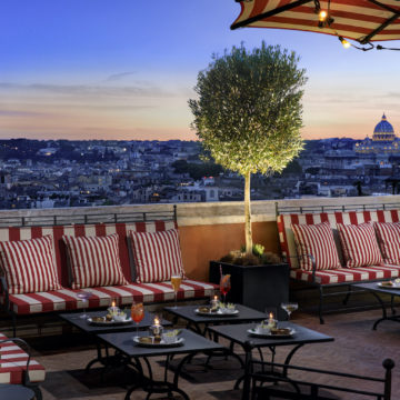 Hotel de la Ville, a Rocco Forte Hotel, gewinnt Connoisseur Circle Hospitality Award