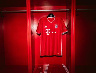 Das neue FC Bayern-Heimtrikot für die Saison 2020/21