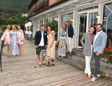 Tegernsee statt St. Tropez: Neuer Hot Spot am Tegernsee vom Hotel Bachmair Weissach