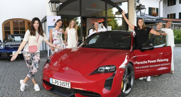 Porsche Power Relaxing-Weekend: Frauenpower am Tegernsee