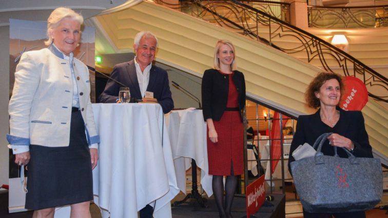 In Kitzbühel beginnt ein neuer Seitenstrang der Geschichte