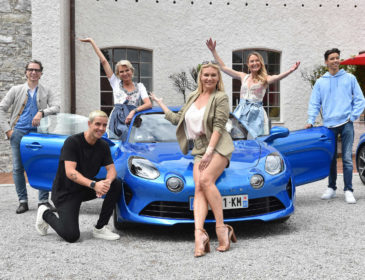 """Alpine Cars Driving Day"" am Tegernsee mit Einkehr in Gut Kaltenbrunn"
