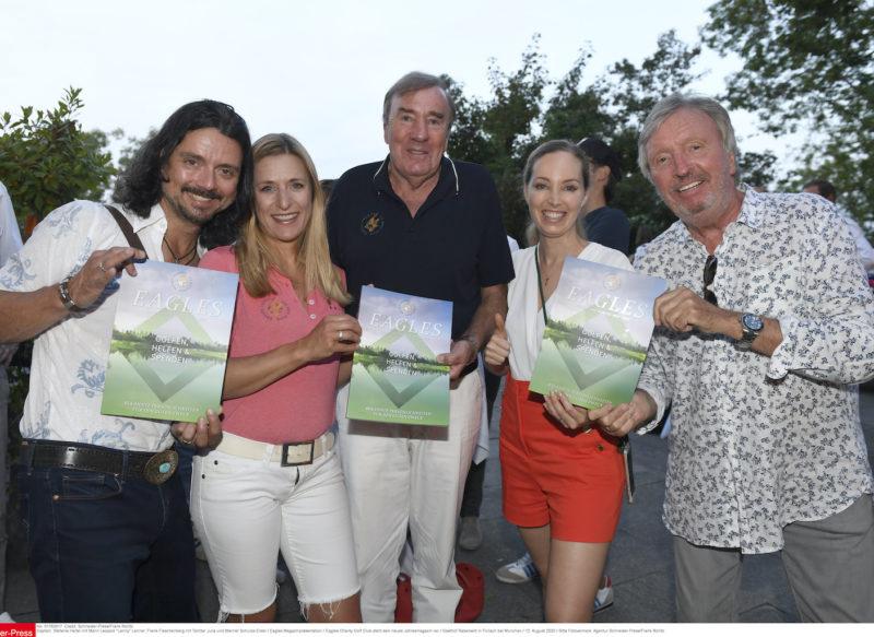 Magazinpräsentation des EAGLES Charity Golf Club e.V.