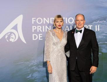 Starauflauf bei der Gala for Planetary Health in Monaco