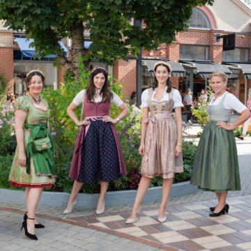 """""""Belladonna Wiesn Shopping Day"""" in Tracht in Ingolstadt Village"""