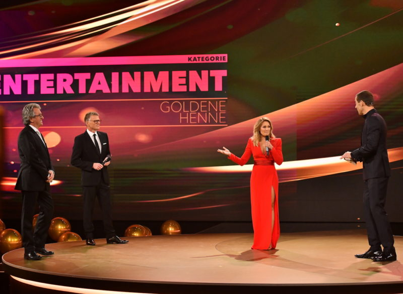 Goldene Henne 2020 – Helene Fischer sorgt für Fan-Sensation