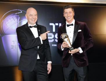 The Best FIFA Football Awards Weltfußballer Lewandowski – Ehrung auch für Neuer als Welttorhüter