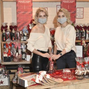"""Gutes tun im Doppelpack: Nina und Julia Meise bei """"süßer"""" Charity-Aktion"""