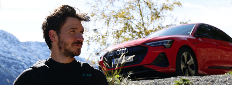 Neues sportliches Mitglied: Felix Neureuther wird Audi-Markenbotschafter