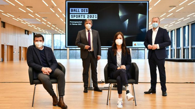 Sporthilfe erlöst 175.000 Euro mit Spendenaktion zum abgesagten Ball des Sports