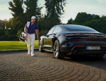 Weltklassegolfer Paul Casey wird Porsche-Markenbotschafter