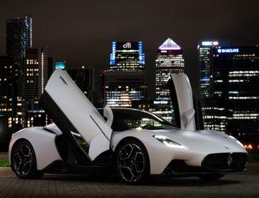 """Maserati MC20 ist """"Supersportwagen des Jahres"""" der britischen GQ"""