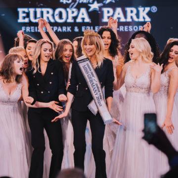 Miss Germany-Finale am 27. Februar 2021 im Europa-Park in Rust