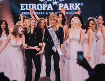 Miss Germany-Finale am 27. Februar 2021 im Europa-Park in Rust