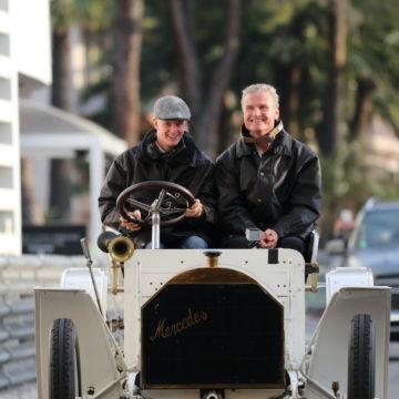 David Coulthard– ein halbes Leben mit Mercedes-Benz