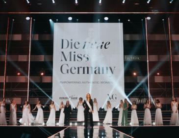 Wahl im Europa-Park: Anja Kallenbach ist Miss Germany 2021