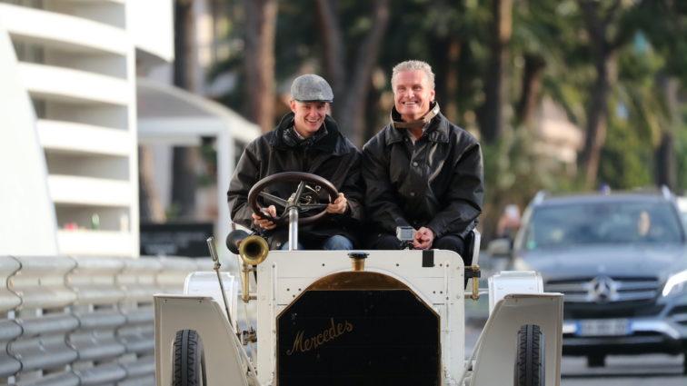 David Coulthard – ein halbes Leben mit Mercedes-Benz