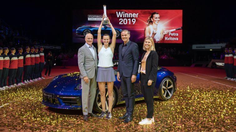 Porsche Tennis Grand Prix schafft multimediale Erlebniswelt für Fans