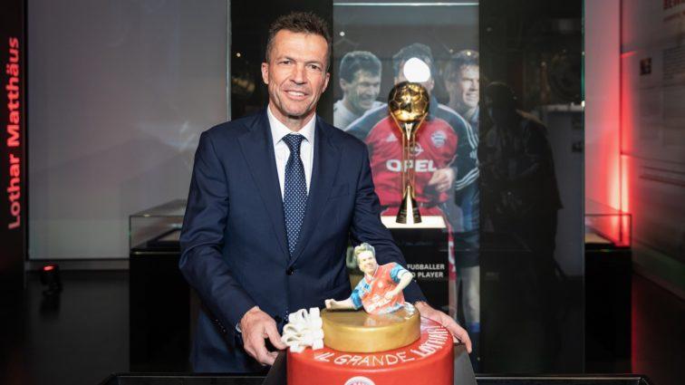 "60 Jahre Lothar Matthäus – ""IL GRANDE LOTHAR"" im FC Bayern Museum"