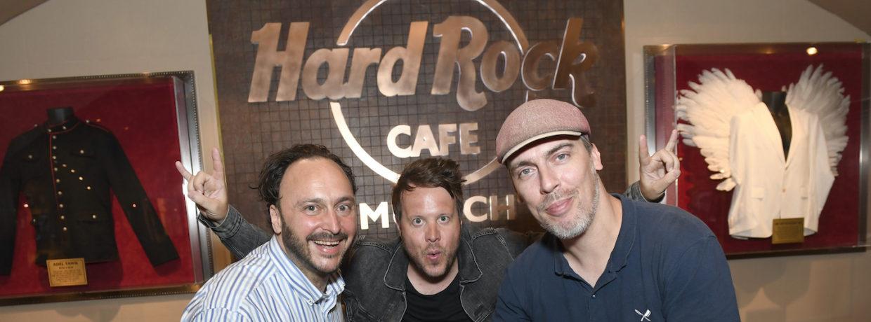 Partnerschaft mit Lionel Messi zum 50-jährigen Jubiläum von Hard Rock International