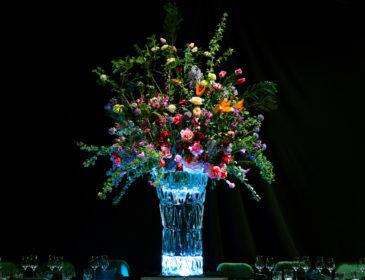 Ice meets Flowers & Food
