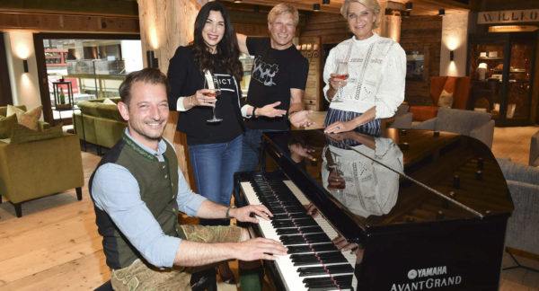 Promis läuten die Sommer-Saison im Hotel Klosterbräu in Tirol ein