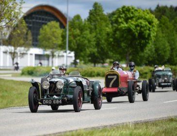 Oldtimermesse Motorworld Classics Bodensee im April 2022 auf dem Plan