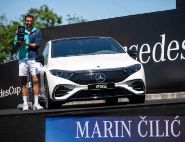 Triumph für Marin Cilic beim MercedesCup 2021 in Stuttgart