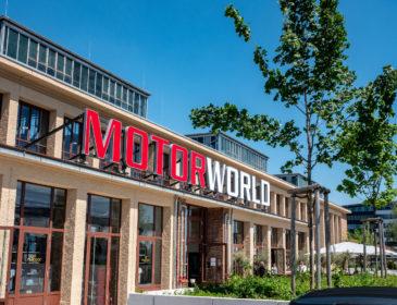 MOTORWORLD München: Neuer Treffpunkt der Mobilität