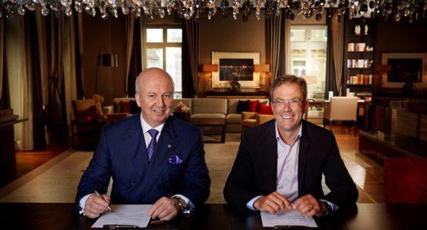 Porsche Design und Steigenberger bauen gemeinsame Hotelmarke auf