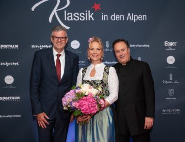 Klassik in den Alpen 2021: Ein ausverkauftes Elīna Garanča Open Air