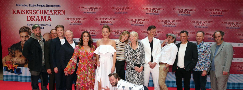 KAISERSCHMARRNDRAMA feiert umjubelte Weltpremiere zur Eröffnung des 38. Filmfest München