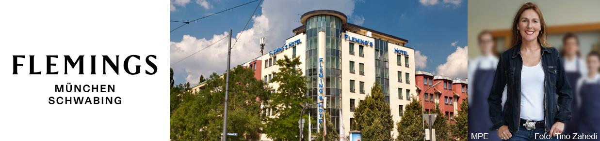 Sommerlicher MPE-Event im Flemings Hotel München-Schwabing