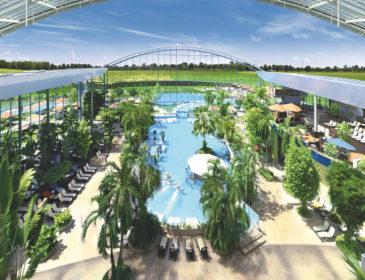 Die Therme Erding ist wieder geöffnet: Saunaparadies im Sommer genießen