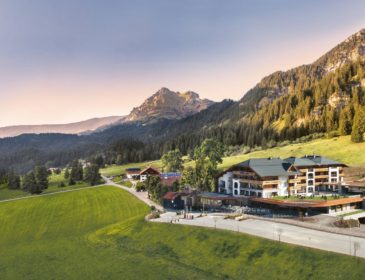 """Das Hotel Bergblick – Rückzug mit Stil: """"Neues"""" Hideaway im Tannheimer Tal"""