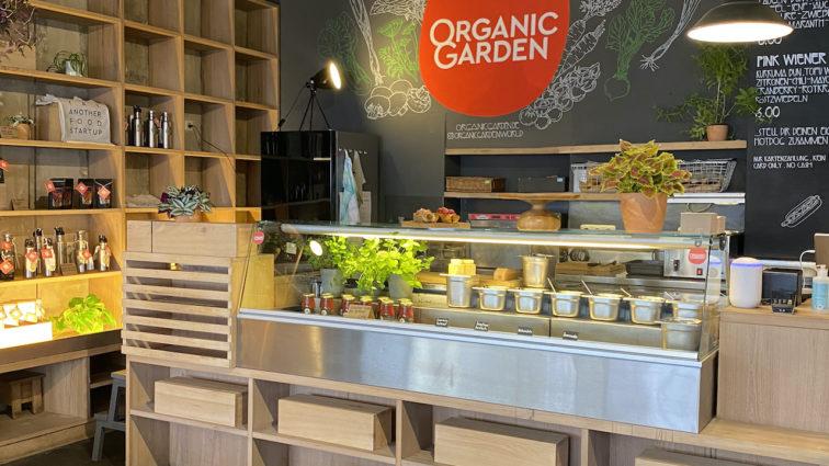 Organic Garden Pop-up meets Aroma Kaffeebar München