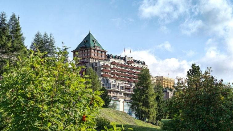 St. Moritz: Badrutt's Palace Hotel feiert seinen 125. Geburtstag