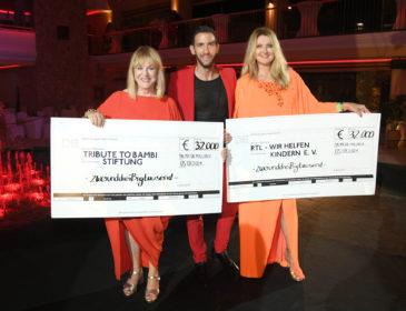 Remus Charity Night am 5. August 2021 auf Mallorca