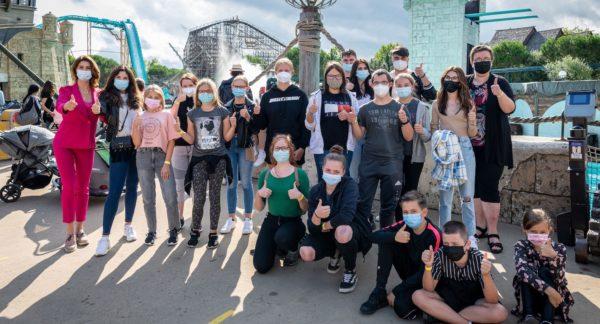 Unvergessliche Traumzeiten mit Alexandra Polzin im Europa-Park