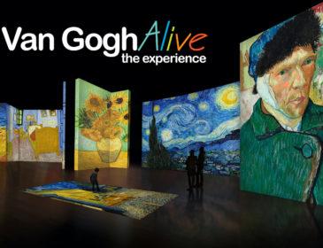 Endlich ist es soweit: Van Gogh Alive – The Experience kommt nach München