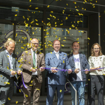 Deutsche Hospitality eröffnet Hotel der Lifestylemarke Jaz in the City in Wien