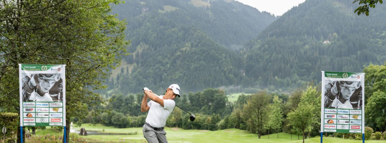 Jubiläum des Toni Sailer Golf Memorial in Kitzbühel