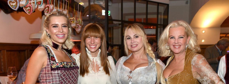 Wiesn-Ansitzen 2021 powered by Astrid Söll im Hochreiter´s Steirer am Markt