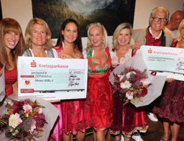 Ladies Red Wiesn – Charity Lunch powered by Astrid Söll in München