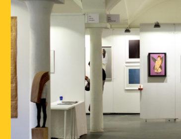 Kunsterlebnis und MPE-Networking auf der ARTMUC