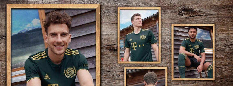 FC Bayern & adidas präsentieren das diesjährige Wiesn-Trikot