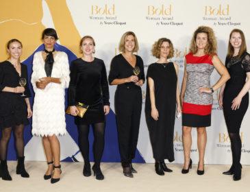 Verleihung des Veuve Clicquot Bold Woman Award 2021